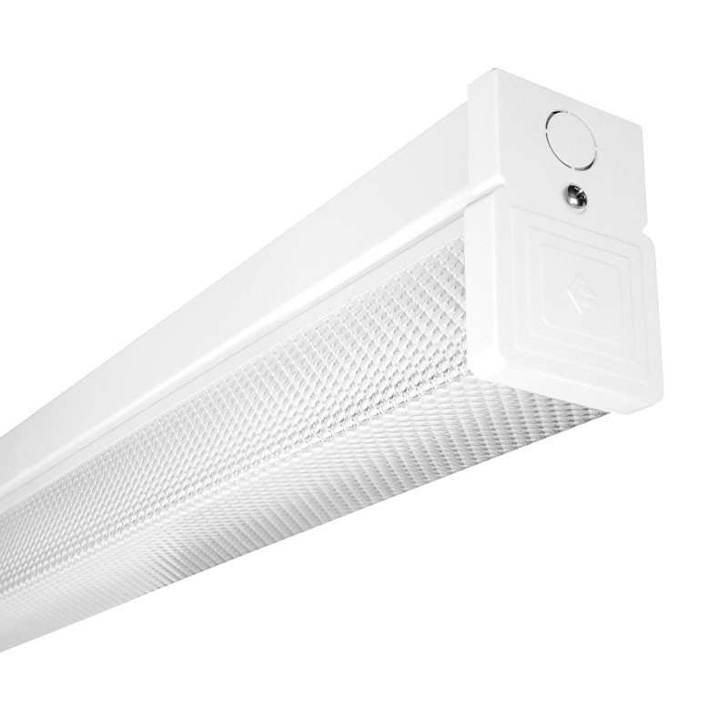 Fluorescent Light Fitting With Diffuser 5ft